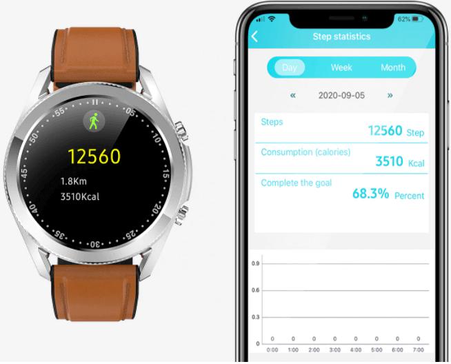 G33 Smartwatch