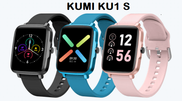 KUMI KU1 S Smartwatch