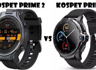 Kospet Prime 2 VS Kospet Prime