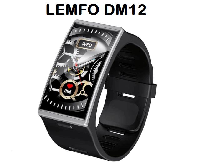 LEMFO DM12 SmartWatch
