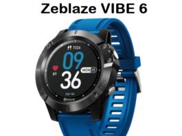 Zeblaze VIBE 6 Smartwatch