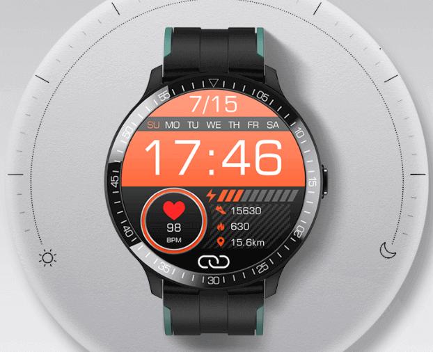 G22 smartwatch
