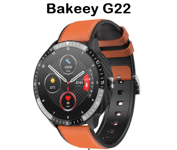 Bakeey G22 smartwatch