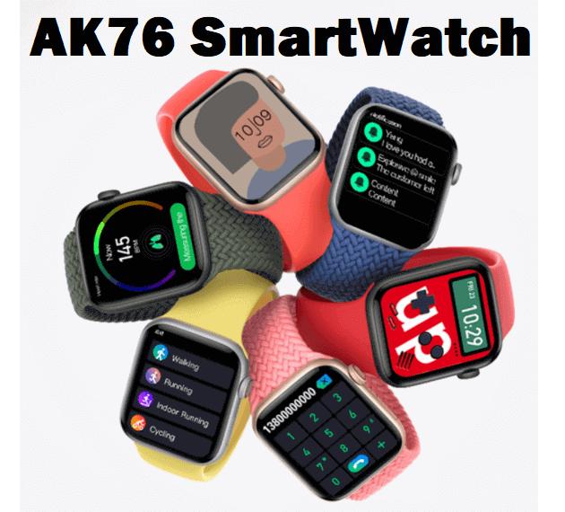 AK76 SmartWatch