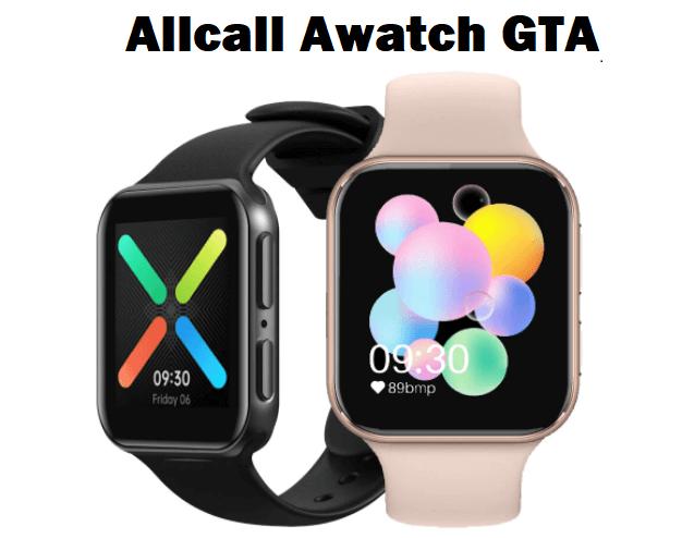 Allcall Awatch GTA SmartWatch