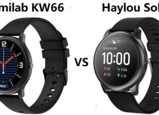 Imilab KW66 VS Haylou Solar