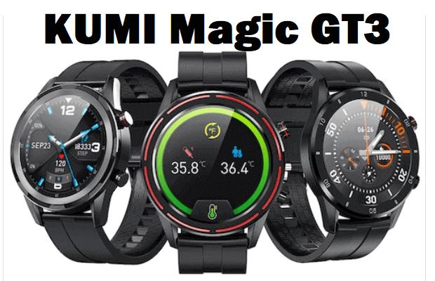 KUMI Magic GT3 SmartWatch