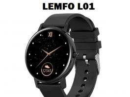 LEMFO L01 SmartWatch