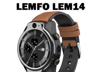 LEMFO LEM14 Smartwatch