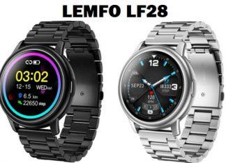 LEMFO LF28 SmartWatch