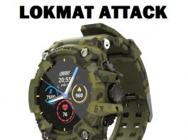 LOKMAT ATTACK SmartWatch