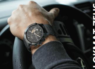 LOKMAT ZEUS Smartwatch