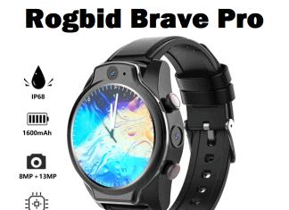 Rogbid Brave Pro 4g smartwatch