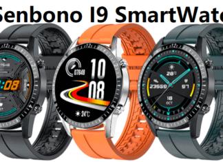 Senbono I9 smartwatch