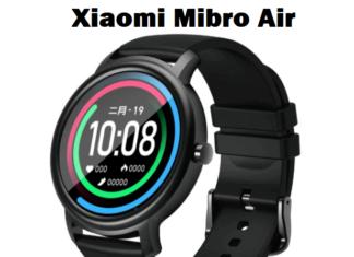 Xiaomi Mibro Air smartwatch