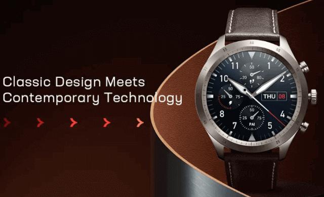 Zeep Z Smartwatch design