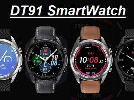 DT NO.1 DT91 smartwatch