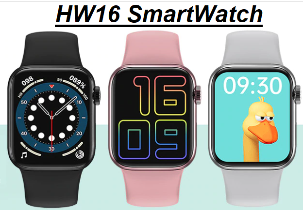 HW16 SmartWatch review