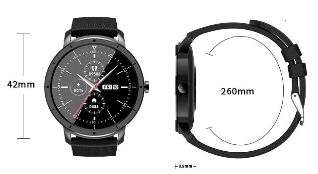 HW21 SmartWatch design