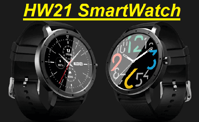 HW21 SmartWatch