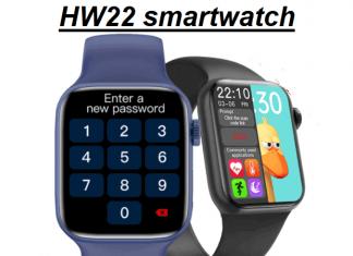 HW22 smartwatch