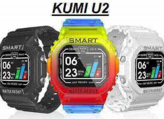 KUMI U2 SmartWatch