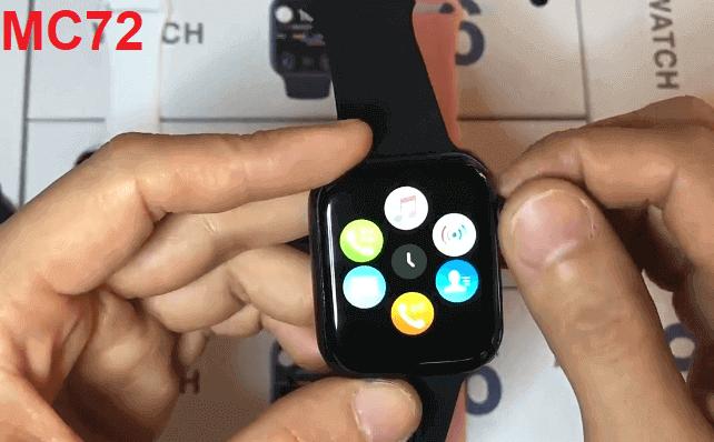 MC72 smartwatch