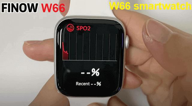 W66 SmartWatch Review
