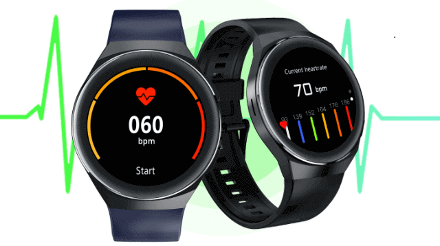 AllCall Active smartwatch specs