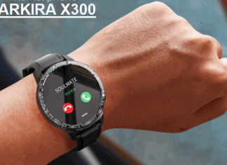 CARKIRA X300 4G SmartWatch With 4GB64GB + Android 10