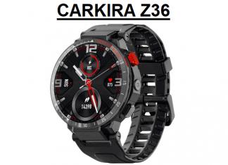 CARKIRA Z36 4G SmartWatch 2021