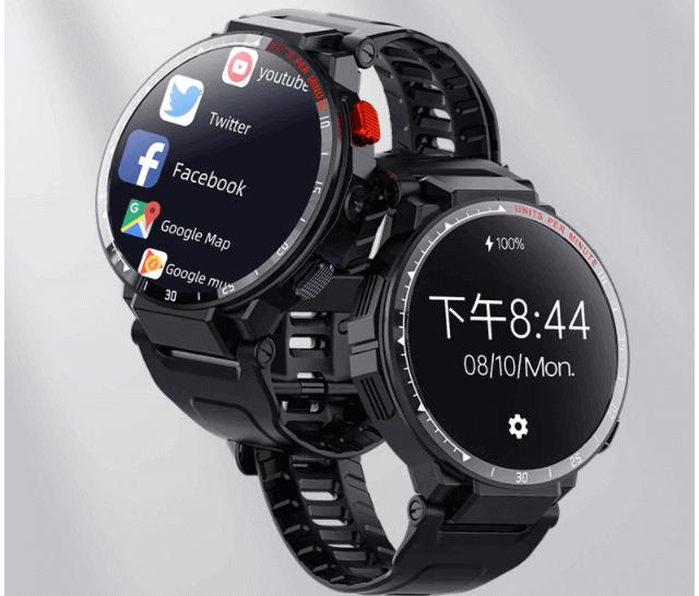 CARKIRA Z36 4G SmartWatch design