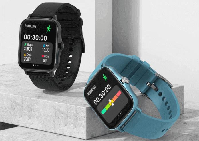 COLMI P8 Plus Smartwatch Design