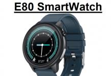 E80 SmartWatch