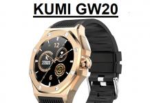 KUMI GW20 SmartWatch