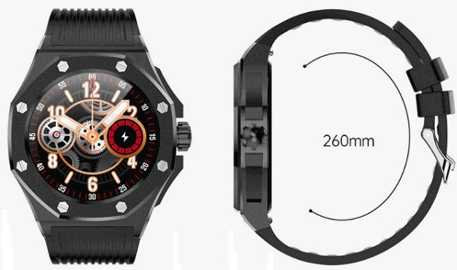 KUMI GW20 design