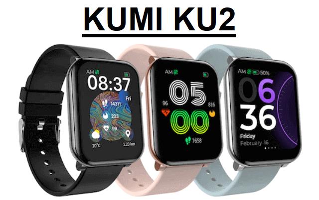 KUMI KU2 SmartWatch