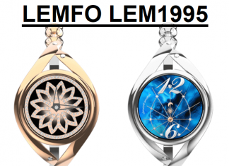 LEMFO LEM1995 smartwatch