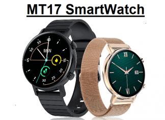MT17 SmartWatch 2021