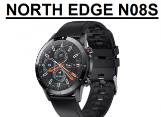 NORTH EDGE N08S SmartWatch