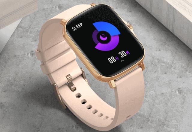 P8 Plus Smartwatch Features