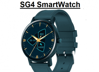 SG4 Smartwatch 2021