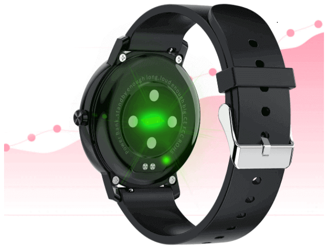 SG4 Smartwatch features