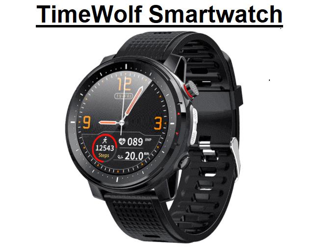 TimeWolf Smartwatch
