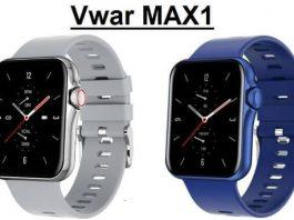 Vwar MAX1 SmartWatch