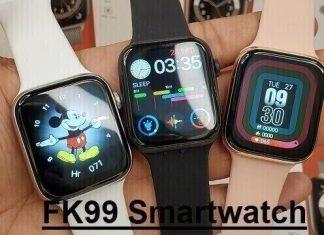 fk99 smartwatch