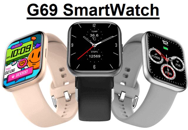 Bakeey G69 SmartWatch