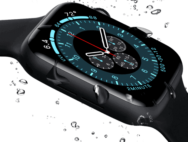 DW35 SmartWatch Features