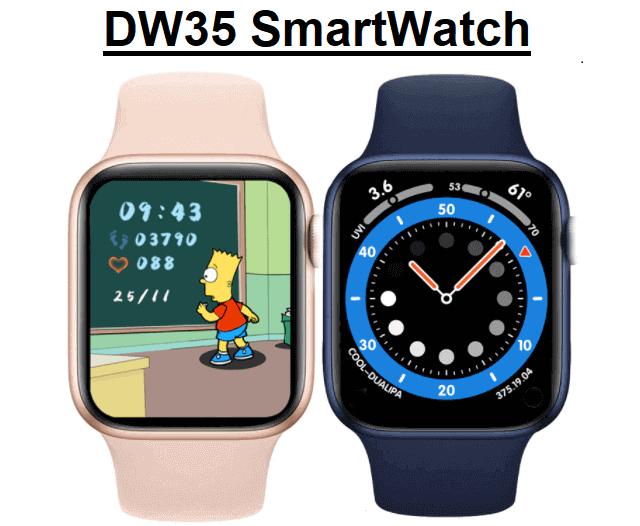 DW35 SmartWatch