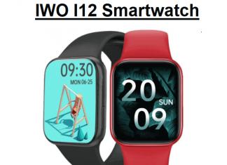 IWO I12 SmartWatch